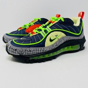 Nike Air Max 98 (GS) Halloween Special Edition